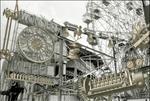 Carlos Diaz: Coney Island-Invented Landscape #20D-NY-2003
