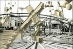 Carlos Diaz: Coney Island-Invented Landscape #10E-NY-2004