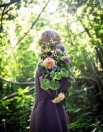 Cig Harvey: Dahlias, Foxgloves, and Sweet Peas