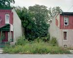 Daniel Traub: Lot, North Forty Third Street near Wallace Street, West Philadelphia, 2010