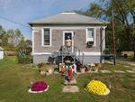 Dave Jordano: Verda with Her Yard Art, Claytonville, IL , 2007