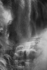 David H. Gibson: Water Cascade, 07 1686, British Columbia, Canada