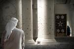 Jeffris Elliott: Koran in Mosque, 2008