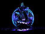 Laurie Tümer: Glowing Evidence: Jack-o'-Lantern