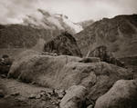 Linda Connor: Landmark Rock, Spiti, India, 2002