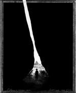 Mark Klett: Entering a Narrow Cave, Salt Creek, Utah, 5/9/90, 1990