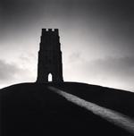 Michael Kenna: Glastonbury Tor, Study 3, Somerset, England, 1990