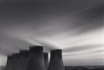 Michael Kenna: Ratcliffe Power Station, Study 59, Nottinghamshire, England, 1993