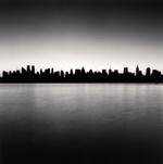 Michael Kenna: Manhattan Skyline, Study 1, New York City, USA, 2006
