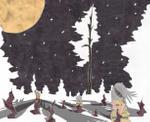 Michelle Repici: Darkness Round the Moon, 2008