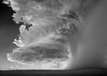 Mitch Dobrowner: Veil: Buffalo, South Dakota, 2011