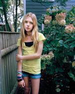 Rania Matar: Molly 12, Brookline MA, 2011