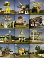 Steve Fitch: Motel Signs, 1980 to 2005