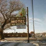 Steve Fitch: Albuquerque, New Mexico; January, 1987