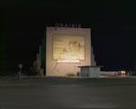 Steve Fitch: Prairie Drive-In Theater, Dumas, Texas; July, 1980