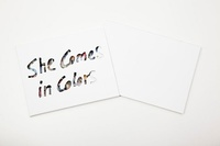 Florian Braakman: She Comes In Colors.